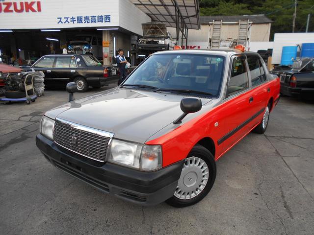 トヨタ スタンダード LPG タクシー LPガス