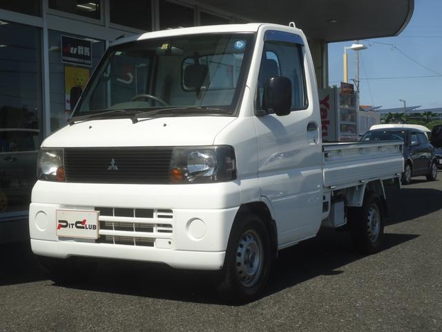 三菱 Vタイプ 4WD AT車 エアコン パワステ