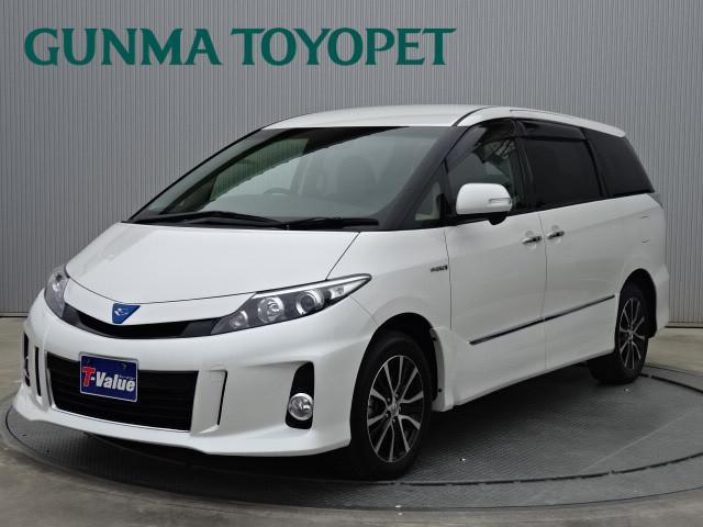 トヨタ アエラス プレミアムエディション HDDフルセグナビ