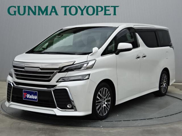 トヨタ 3.5ZA Gエディション 純正ナビ フルセグ クルコン