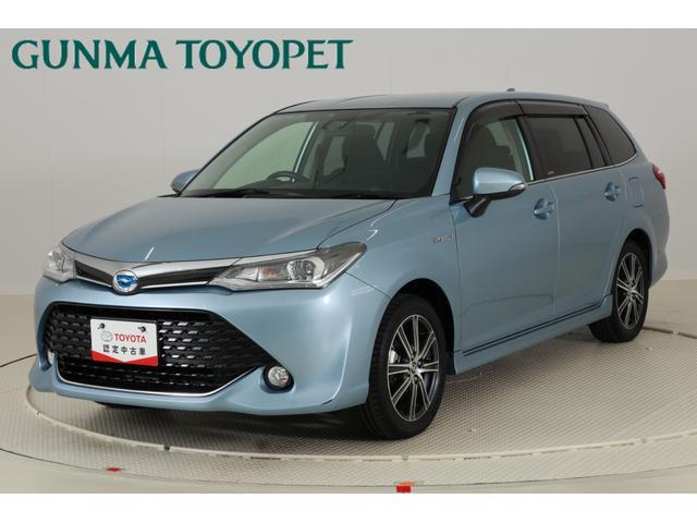 トヨタ ハイブリッドG エアロツアラー ETC トヨタセーフティーセンス