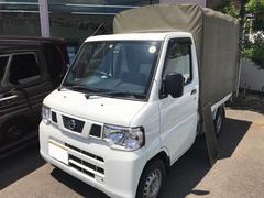 NT100クリッパートラック三方 DX オートマチック 車検31年7月 CD エアコン