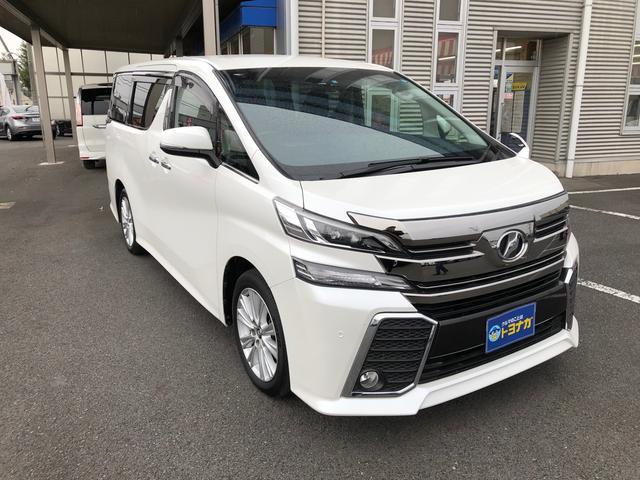 トヨタ 2.5Z ワイドナビ Bカメ ワンオーナ ETC パワスラ