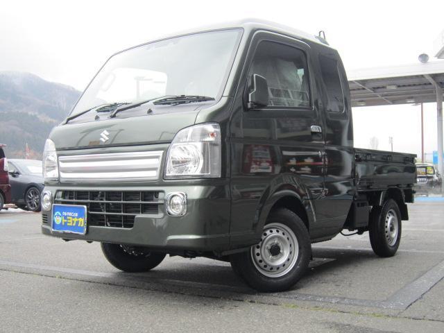 スズキ X4WDデュアルカメラブレーキサポート