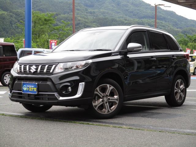 スズキ S-リミテッド 1.4ターボ4WD デュアルセンサーブレーキサポート アダクティブクルーズコントロール シートヒーター ブラインドスポットモニター