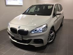 BMW218iグランツアラー Mスポーツ