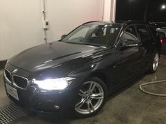 BMW320dツーリング Mスポーツ HDDナビ ETC2.0