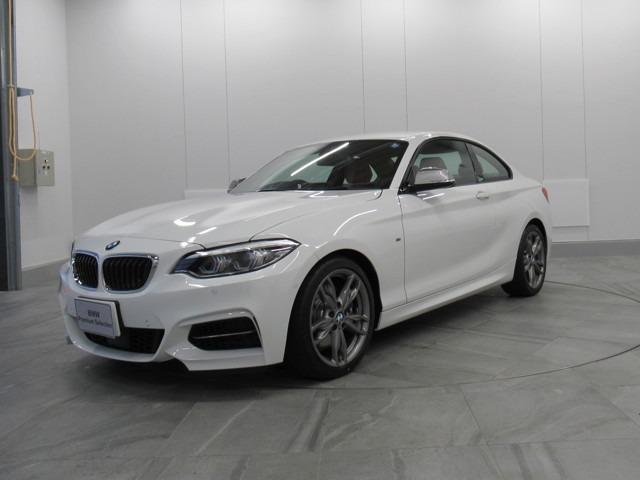 BMW M240iクーペ 認定中古車 弊社デモカー