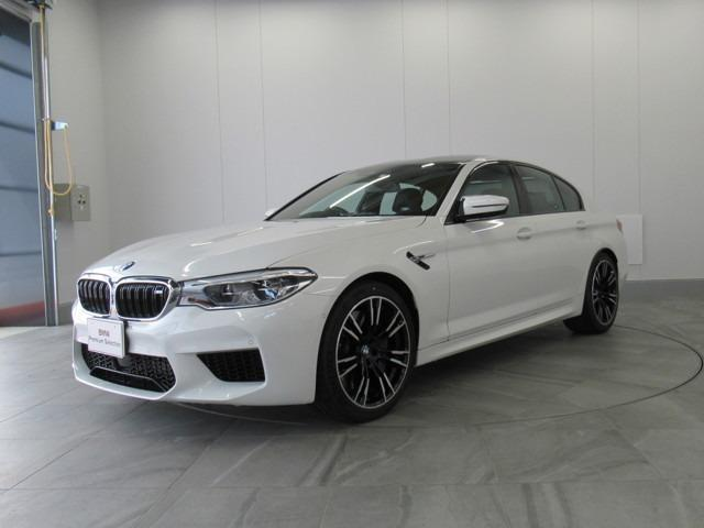 BMW M5 認定中古車 弊社デモカー