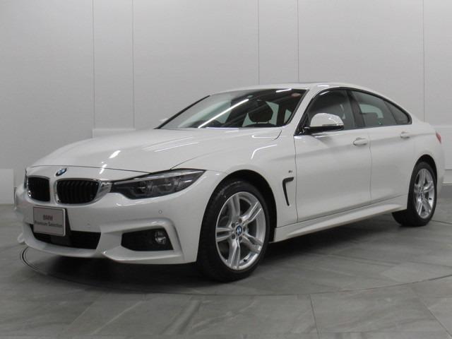 BMW 420i xDriveグランクーペ Mスポ ガラスサンルーフ
