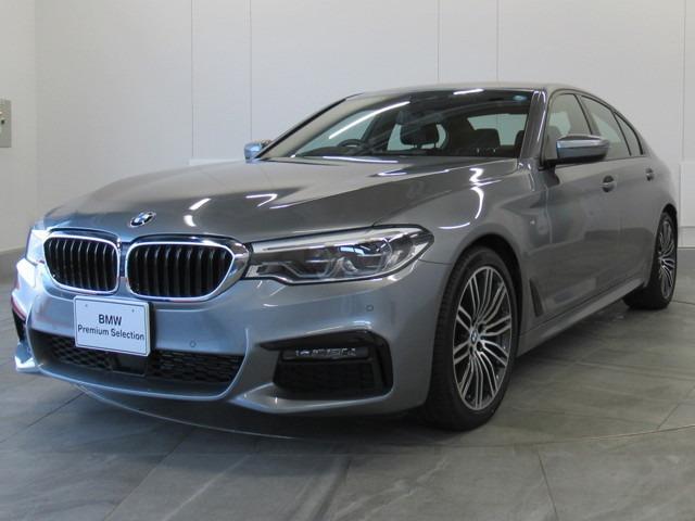 BMW 523d Mスポーツ 認定中古車 弊社デモカー