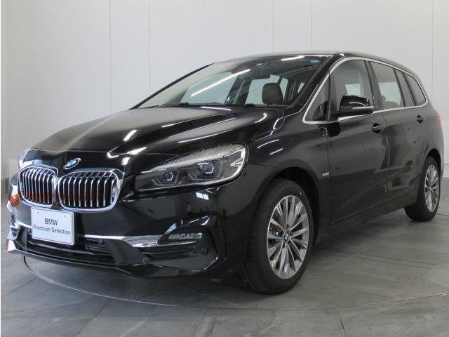 BMW 218dグランツアラー ラグジュアリー認定中古車弊社デモカー