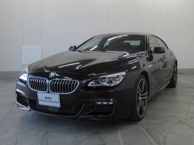 BMW 6シリーズ 640iグランクーペ Mスポーツ 認定中古車