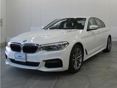 BMW523d xDrive Mスピリット 認定中古車弊社デモカー