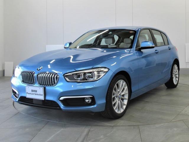 BMW 118d ファッショニスタ 認定中古車