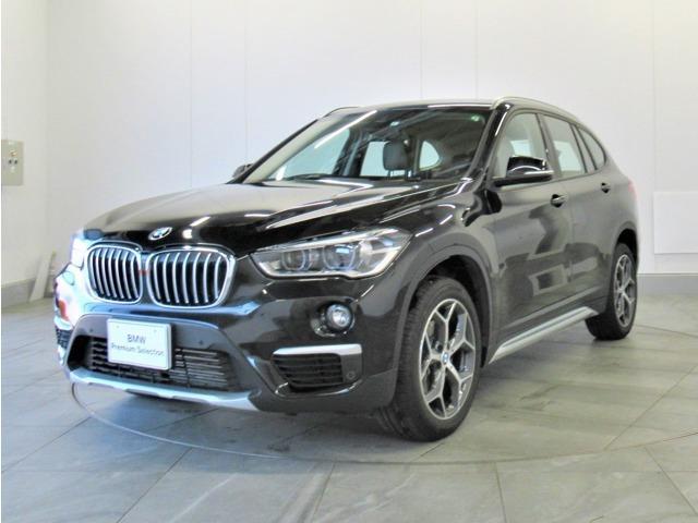 BMW X1 xDrive 18d xライン 認定中古車 弊社デモカー