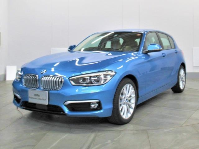 BMW 118i ファッショニスタ アップグレードPK 認定中古車