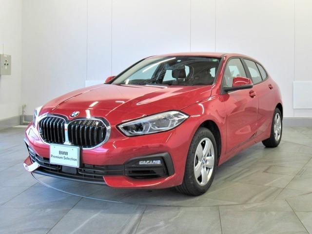 BMW 1シリーズ 118i 認定中古車 ナビパッケージ バックカメラ