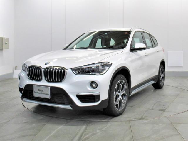 BMW X1 xDrive 18d xライン 認定中古車 アドバイスセーフティーパッケージ