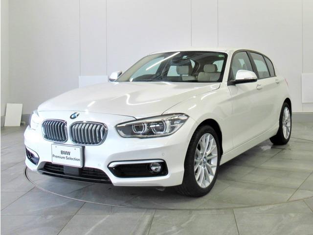 BMW 118d ファッショニスタ 認定中古車 本革シート