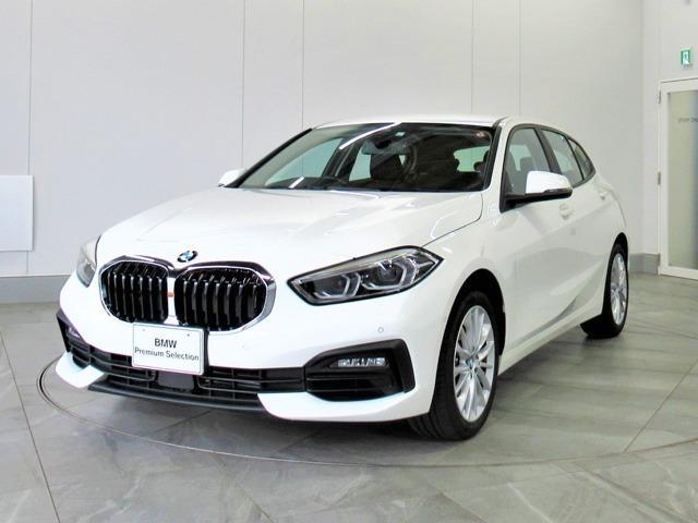 BMW 1シリーズ 118i プレイ 認定中古車 ナビパッケージ 運転席電動シート