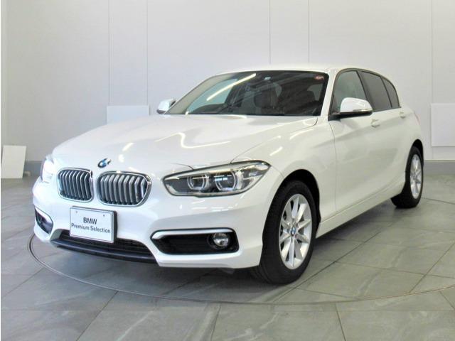 BMW 118d スタイル 認定中古車 コンフォートパッケージ バックカメラ付