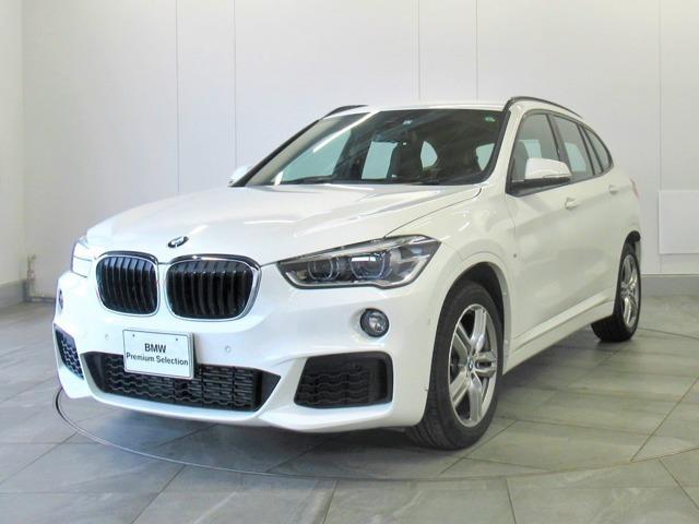 BMW xDrive 18d Mスポーツ 認定中古車 アドバイスセーフティーパッケージ