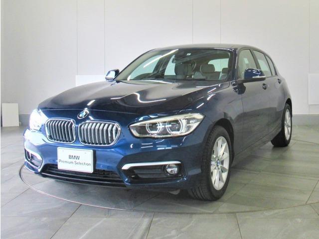 BMW 118d スタイル 認定中古車