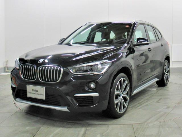BMW xDrive 18d xライン 認定中古車 19インチアドバンスセーフティパッケージ