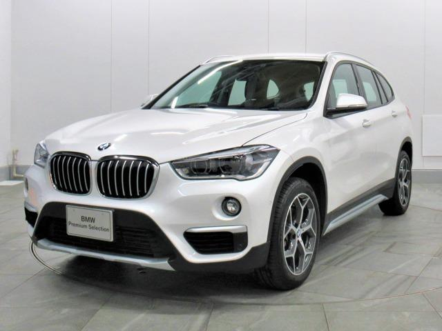 BMW xDrive 18d xライン 認定中古車 アドバンスセーフティーパッケージ