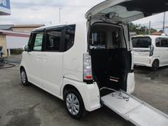 N BOX+G 福祉車両スローパー 電動ウィンチ 社外ナビTV Bカメラ