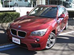BMW X1sDrive 18i Mスポーツパッケージ ナビ 1オーナー