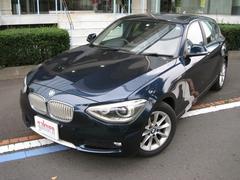 BMW116i スタイル ナビ 1オーナー