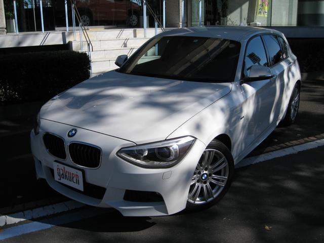 BMW 116i Mスポーツ ナビ