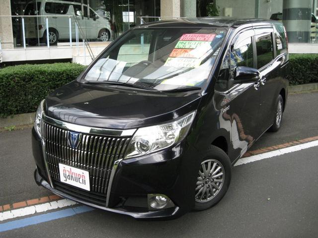 トヨタ ハイブリッドGi ツインナビ 両Pドア 1オーナー