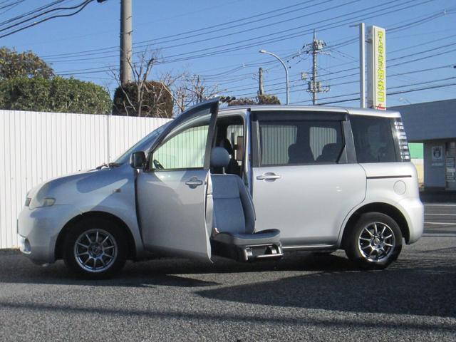 トヨタ X 福祉車両 助手席リフトアップシート 7人乗り