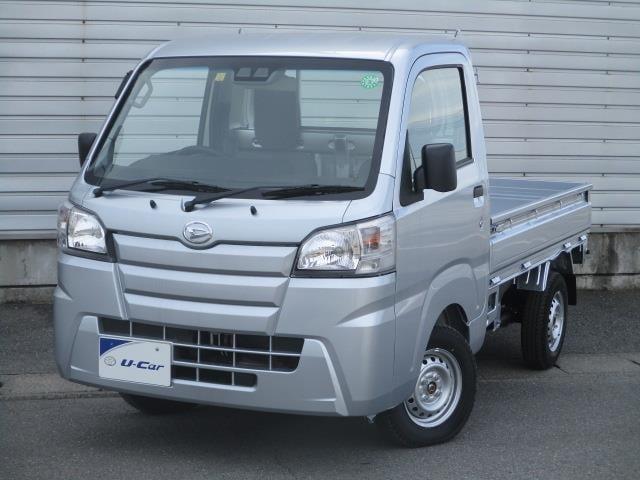 ダイハツ ハイゼットトラック ノウヨウ SA 4WD ABS パワステ 横滑防止装置