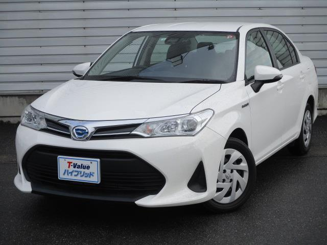Photo of TOYOTA COROLLA AXIO HYBRID / used TOYOTA