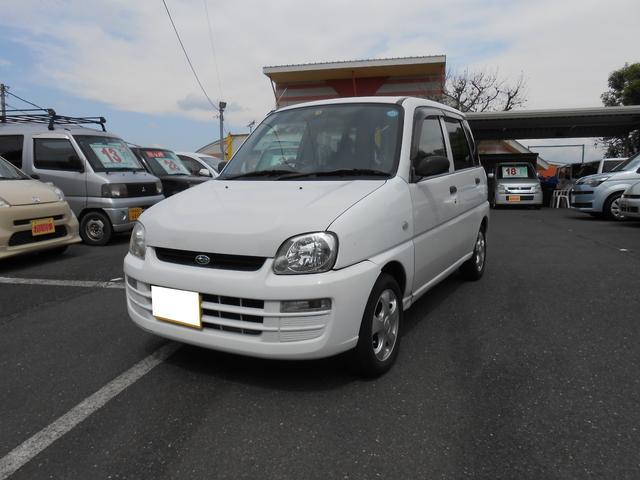スバル A 4ナンバー5ドアバン自動車税4000円 13年過ぎても6000円 キーレス、パワーウィンドウ付