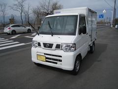 クリッパートラックDX 2WD オートマ 保冷車 エアコン パワステ