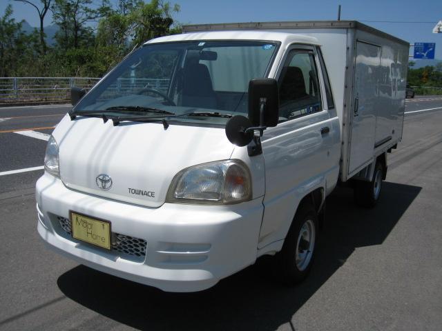 トヨタ ロングシングルジャストローDX パネルバン サイドドアー付き