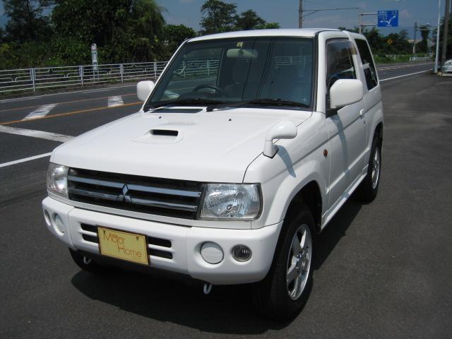 三菱 アクティブフィールドエディション 4WD オートマ