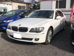 BMW740i HDDナビ クルコン HID 車検32年11月まで