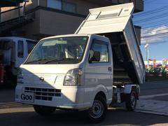 NT100クリッパートラックダンプ 4WD エアコン
