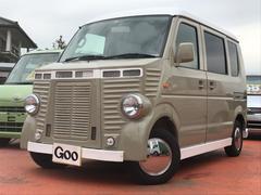 エブリイPA フレンチバス仕様 革調シートカバー