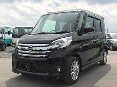 デイズルークスハイウェイスター S TV ナビ 軽自動車 インパネCVT