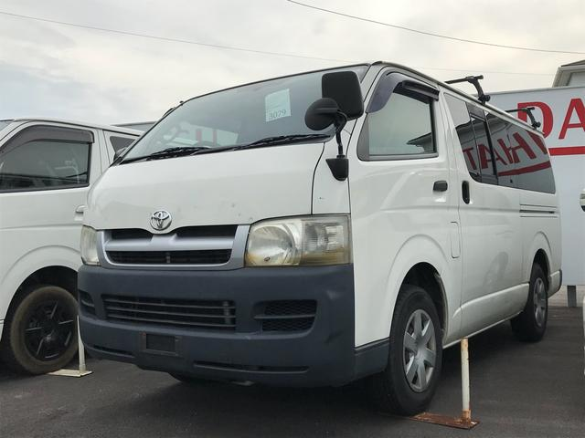 トヨタ DX ミニバン エアコン インパネAT