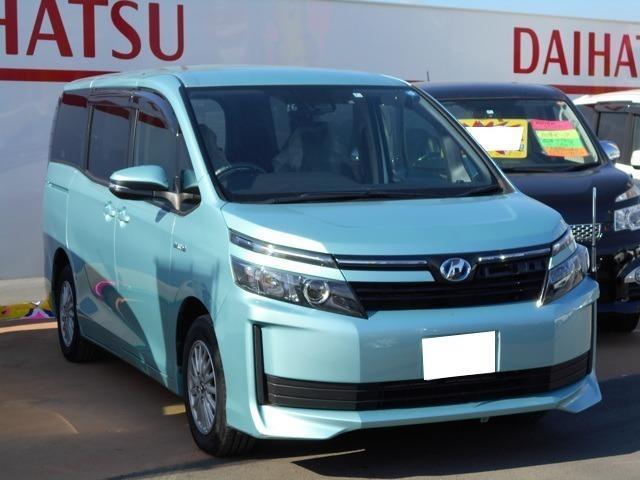 トヨタ ハイブリッドX 片側電動スライドドア ETC フルセグ