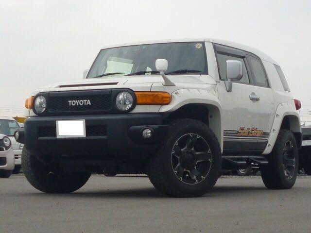 トヨタ カラーパッケージ 社外AW 社外オーバーフェンダー