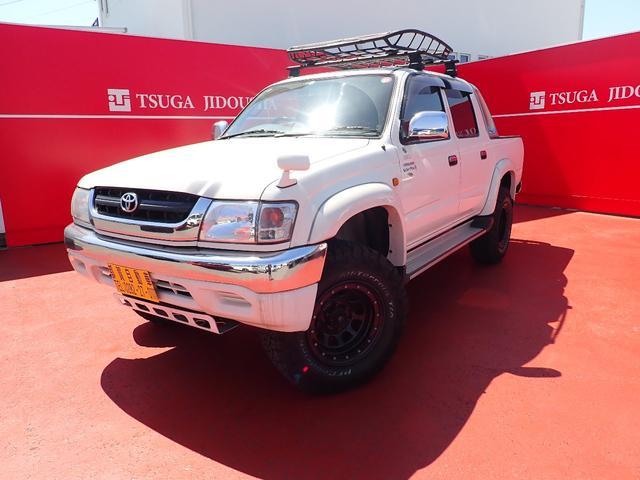 トヨタ スポーツPUWキャブ2.7ワイドボディ4WD 4WD ETC
